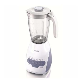Philips Blender Gelas Plastik 2L - Abu - HR2115/00