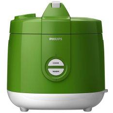 Philips HD 3127-30 Rice Cooker - Hijau