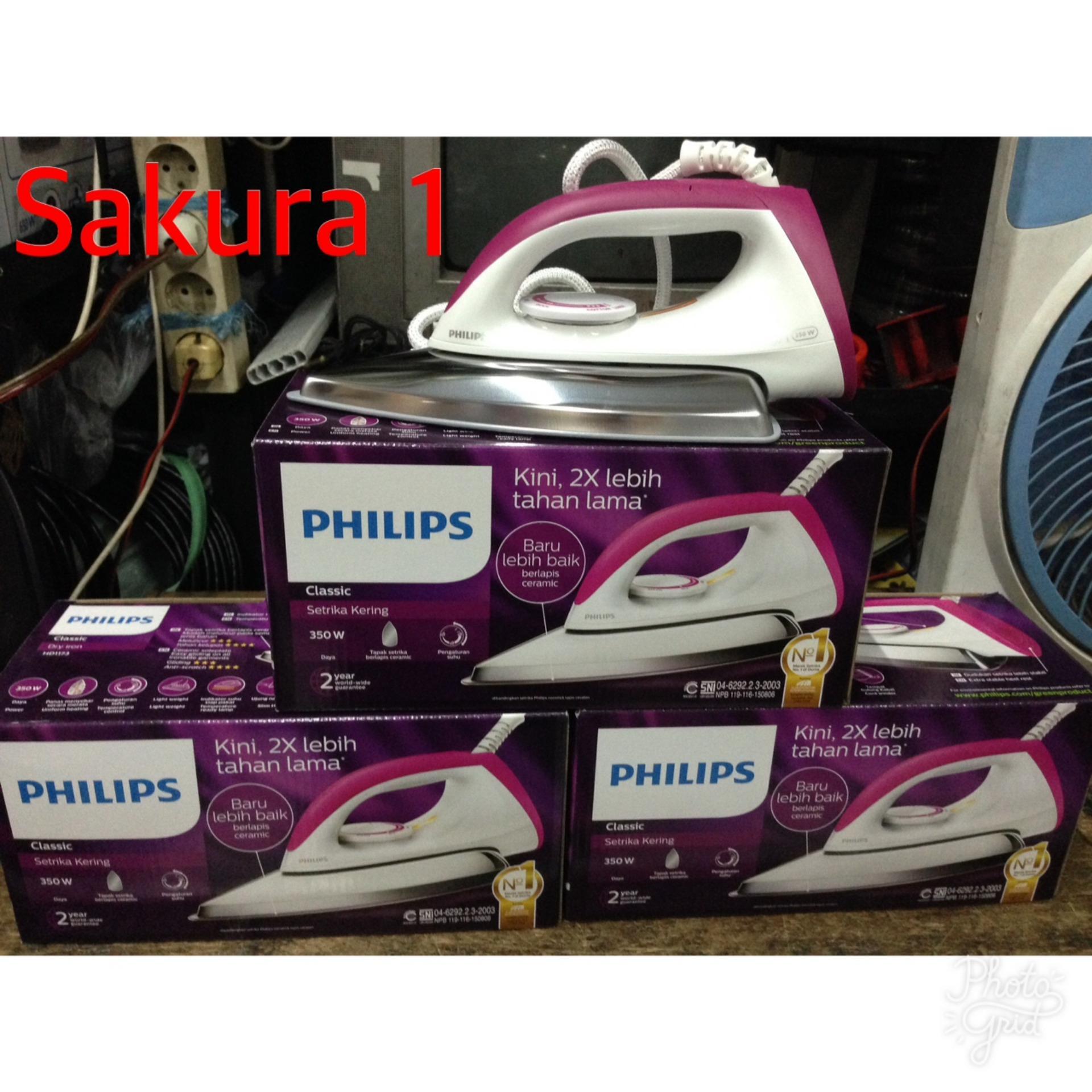 ... Philips Setrika HD1173/80 ...
