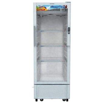 Polytron Scn 181 Display Cooler Showcase 200 Liter Putih Khusus Jabodetabek - Daftar Update Harga Terbaru Indonesia