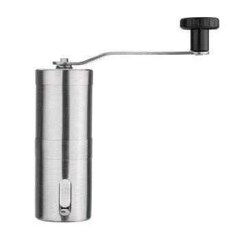 Detail Gambar Portable Stainless Mill Steel Manual Coffee Bean Grinder KitchenGrinding Tool - intl Terbaru