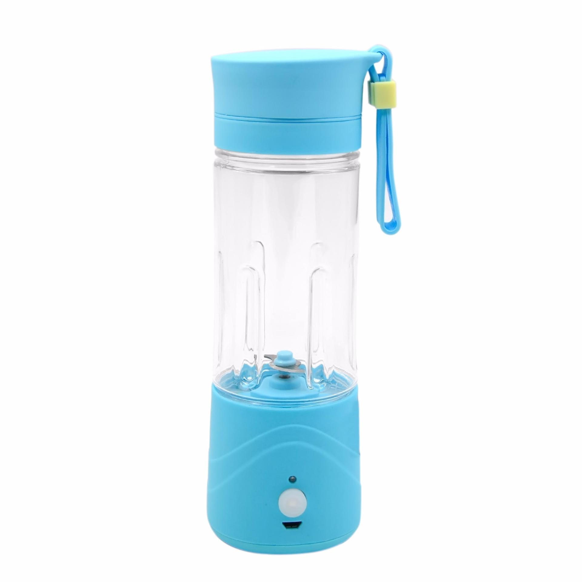 Quincy Home Shake n Go Portable with USB Recharge Mini BlenderJuice - FreeTummy .