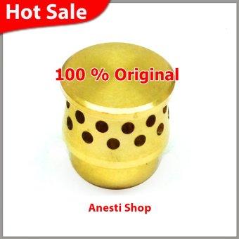 Rinnai Burner Kuningan Kepala Tungku Api Lilin Kompor Gas Rinnai100% Asli