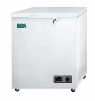 Harga RSA CF-150 Chest Freezer 150 Liter - Putih