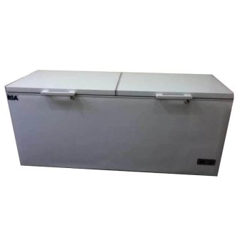 Harga RSA Freezer Box CF 1200 - Chest Freezer 1050 L - 2 Pintu - 380 Watt - Putih