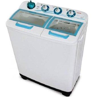 Sanken TW1122 mesin Cuci 2 tabung 9kg Putih