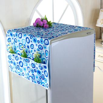 ... Debu Bunga Dan Pohon Daftar Harga Terupdate dan Source · Satin kain menggantung tas tunggal pintu ganda pintu lemari es penutup handuk lemari es penutup