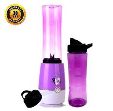 Shake and Take Blender Portabel Extra Cup Bundle - Ungu