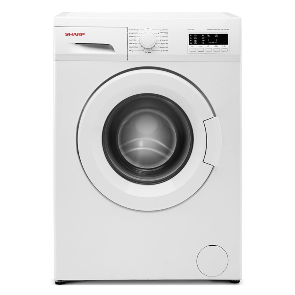 ... Biru Khusus Jabodetabek ... - SHARP MESIN CUCI ES-T85CR-BK Twin Tube [Tabung 8 . Source · Sharp ES-FL872 (Washing Machine Front Loading 7 kg.)Mesin Cuci