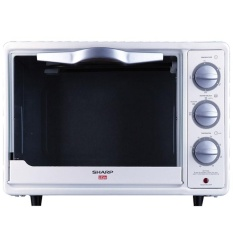 Sharp Oven Toaster 18 Liter - EO18L(W)