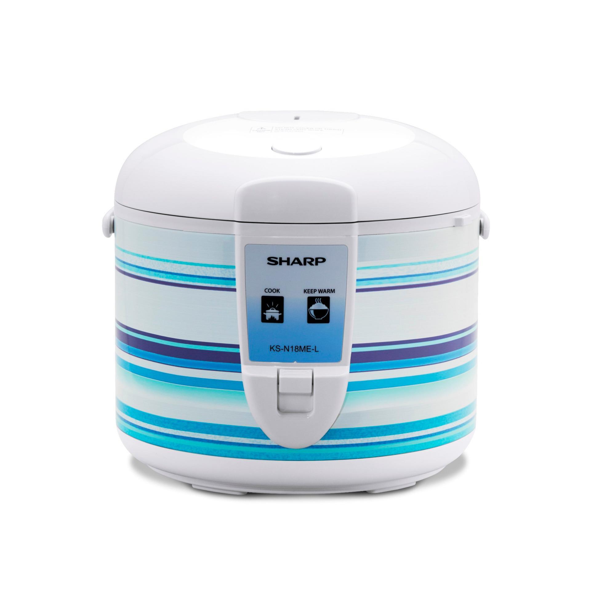 Cmos Rice Cooker Cr 40lj 18 Liter Putih Daftar Update Harga Magic Com 12l Crj10lj Sharp 3 In 1 Ks N18ms L Cap