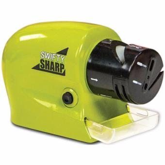 Swifty Electric Sharpener - Pengasah Multiguna Pisau, Obeng Dan Gunting