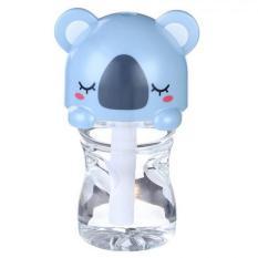 USB Mini Portable LED Cartoon Bottle Caps Humudifier 280ml