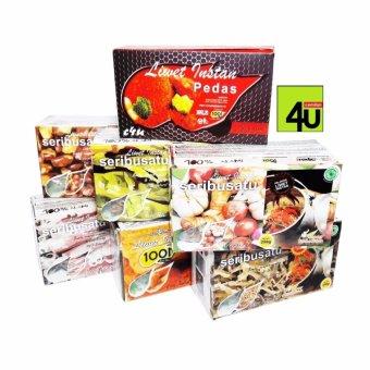 1001 Nasi Liwet Instan - Paket 3 kotak