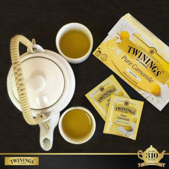 AGO Teh Chamomile Celup | Twinings Pure Camomile Infusion
