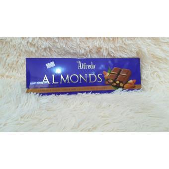 alfredo almond chocolate