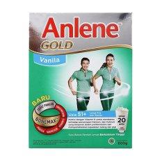 Anlene Gold Vanila 600 Gr