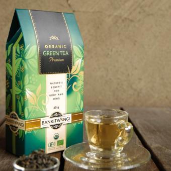 Bankitwangi Organic Green tea