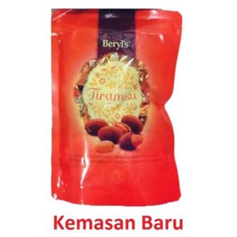 Beryl's Tiramisu Almond Milk Chocolate 300gr