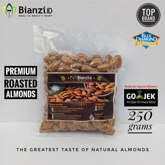 Blue Diamond Kacang Almond Panggang 250 gram