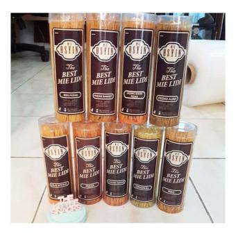 140gr Paket 3 Pcs Daftar Source · Cemilan Msakan Kuliner Mie Lidi Osyin .