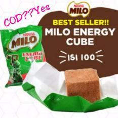 Ch.store MILO CUBE ISI 100 PCS SIAP KIRIM - Bisa COD