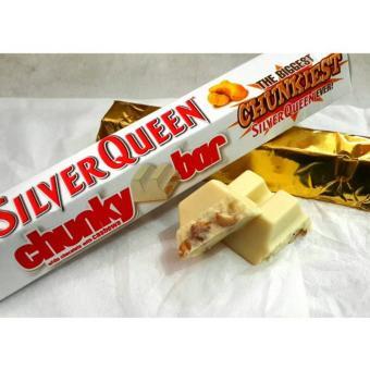 Coklat Putih Silverqueen Enak Banget - 2