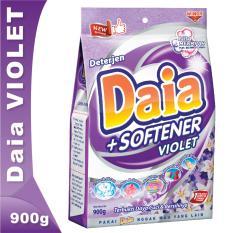 Daia Deterjen Bubuk Violet 900 gr