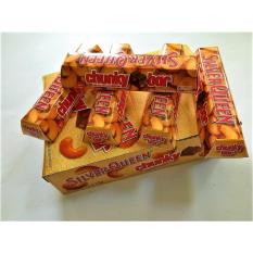 Delfi Silverqueen Chunky Bar Box (33 gram)