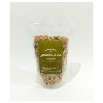 Jual GrainsNco Home Made Granola Peanut Butter Choco Chip 250 Gr Online Murah