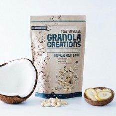 Granola Creation Toasted Muesli 480g