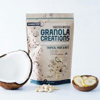Granola Creation Toasted Muesli 480g