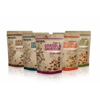 Granola Creations Mix 5 Rasa 480g