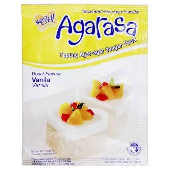HBT Agarasa pudding Vanilla 10 gr