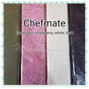 HBT Chefmatte coklat batang [ dark ] 167 gr