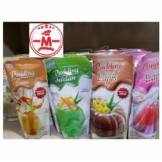 HBT Nutrijel pudding Vanilla