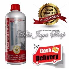 HOKI COD - Napoclean Heavy Duty Pembersih Keramik & Porselen 1 Liter - Merah Premium Good Quality