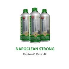 HOKI COD - Napoclean Strong Pembersih Keramik & Porselen 1 Liter - Hijau Premium