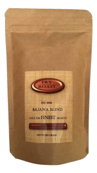 Harga Fry and Roast - Kopi Bajawa Blend Gold - 250 gram - Biji