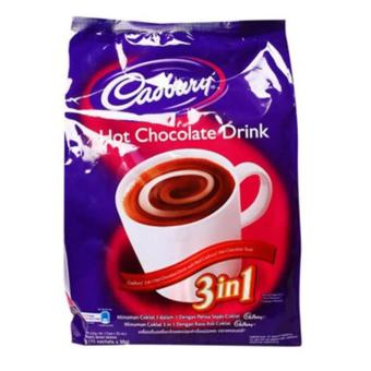 Harga Cadbury Hot Chocolate Drink