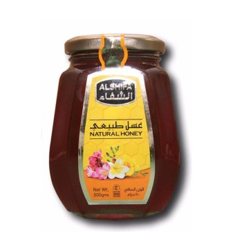 Harga Al Shifa Natural Honey 500gr