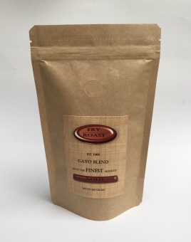 Harga Fry and Roast - Kopi Gayo Blend Gold - 250 gram - Biji