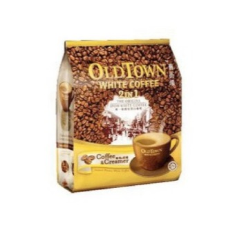 Harga Old Town White Coffee 2in1 Coffee & Creamer 40g X 15s