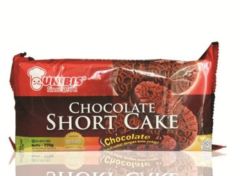 Harga Unibis Chocolate Short Cake Rasa Chocolate