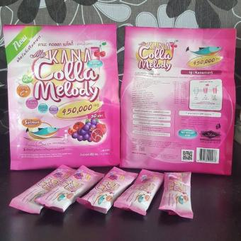 Harga New Kana Colla Melody Drink Original - Minuman Salmon Collagen With 450,000mg