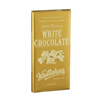 Harga StarStore Whittakers White Chocolate 200g