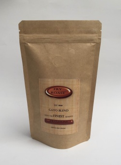 Harga Fry and Roast - Kopi Gayo Blend Premium - 250 gram - Biji