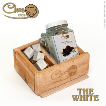 Harga Chocodize Chocofaza - WHITE CHOCOLATE