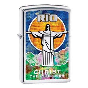 Harga Zippo Original 29256 Rio Christ The Redeemer