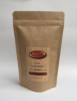 Harga Fry and Roast - Kopi Gayo Blend Supremo - 250 gram - Biji